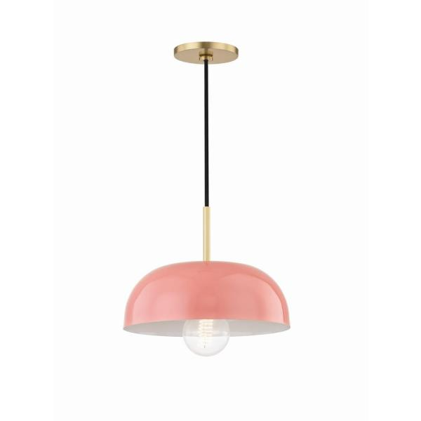 pendant lighting pink # 6