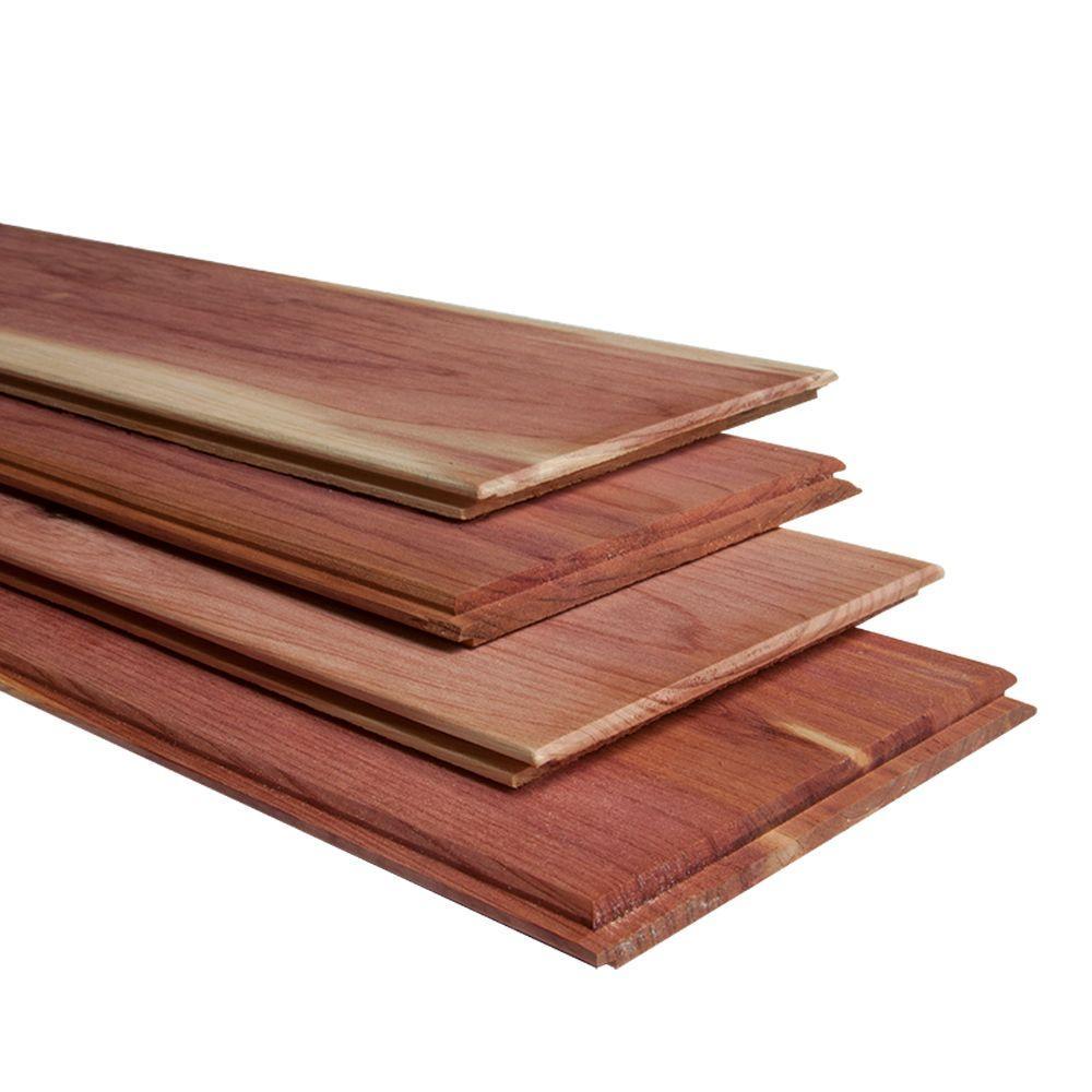 Home Depot Cedar Closet Flooring