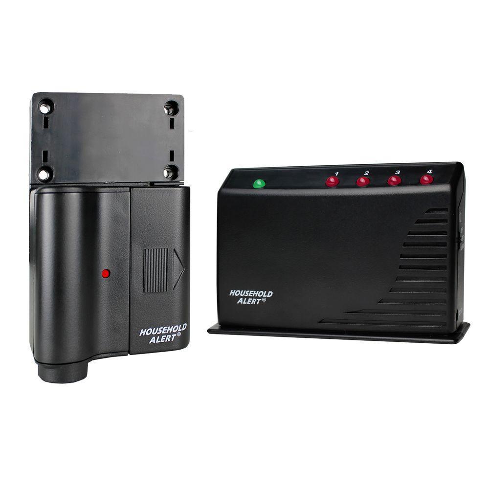Skylink Wireless Garage Alarm Alert Set Gm 434rtl The