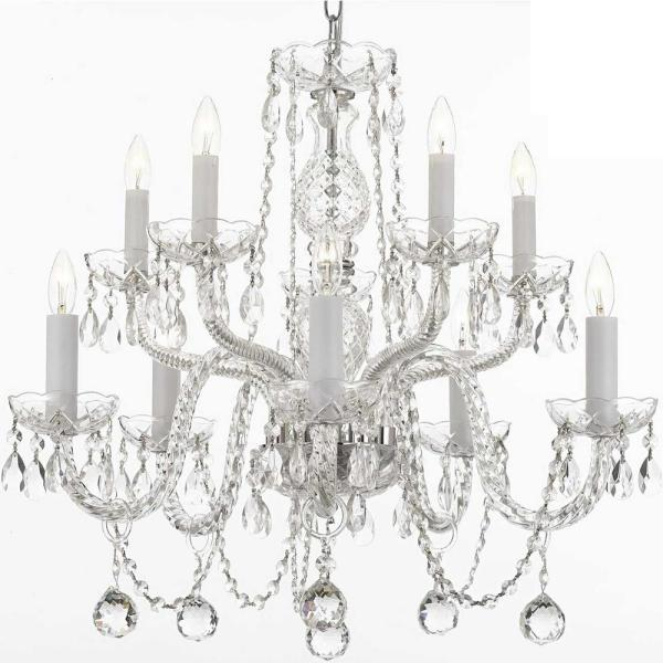 crystal chandelier # 10