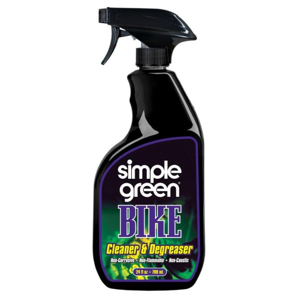 Simple Green 24 oz  Bike Cleaner and Degreaser 0400000113075   The     Bike Cleaner and Degreaser