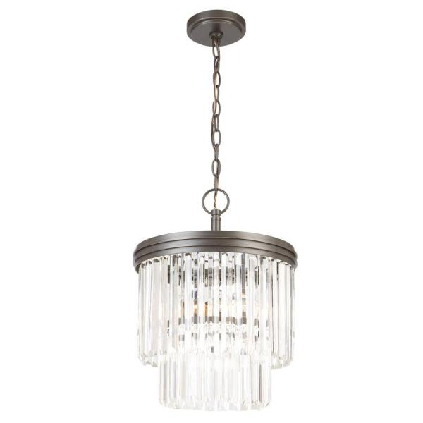 crystal chandelier tiered # 6