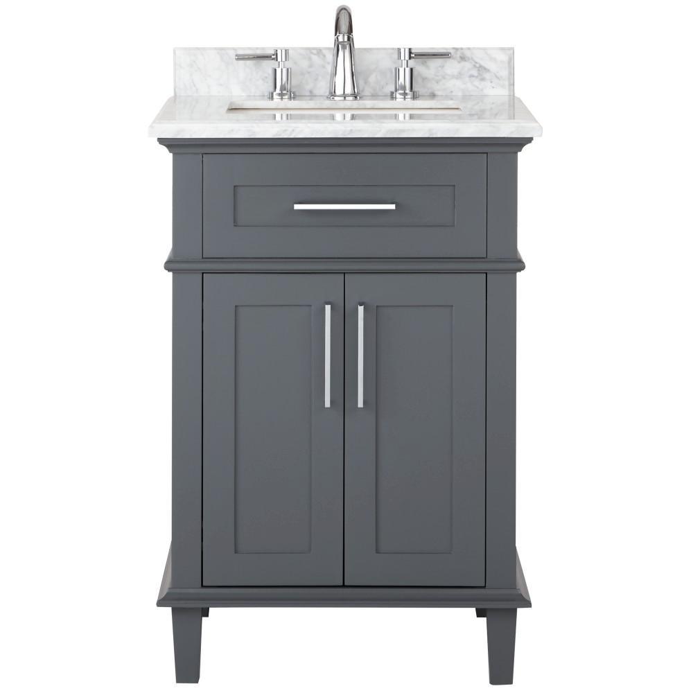 24 Inch Bathroom Vanities Home Depot