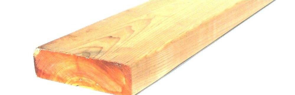 2 In X 4 In X 8 Ft Western Red Cedar Pre Stained Rail | Cedar Handrail Home Depot | Railing Systems | Handrail Kit | Cedar Tone | Deck Stair Railing Kit | Aluminum Balusters