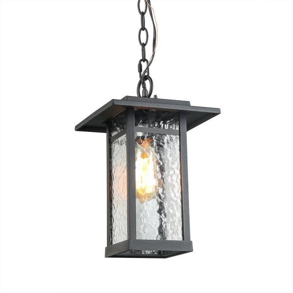 lantern pendant with shade # 2