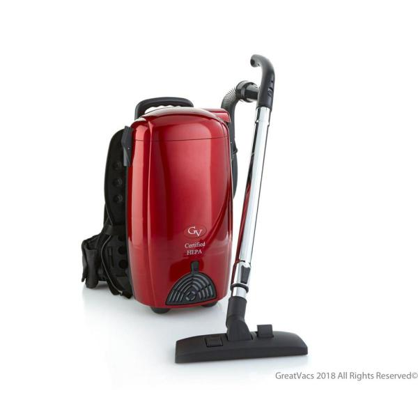 GV 8 Qt  BackPack Vacuum Cleaner GV6a   The Home Depot GV 8 Qt  BackPack Vacuum Cleaner
