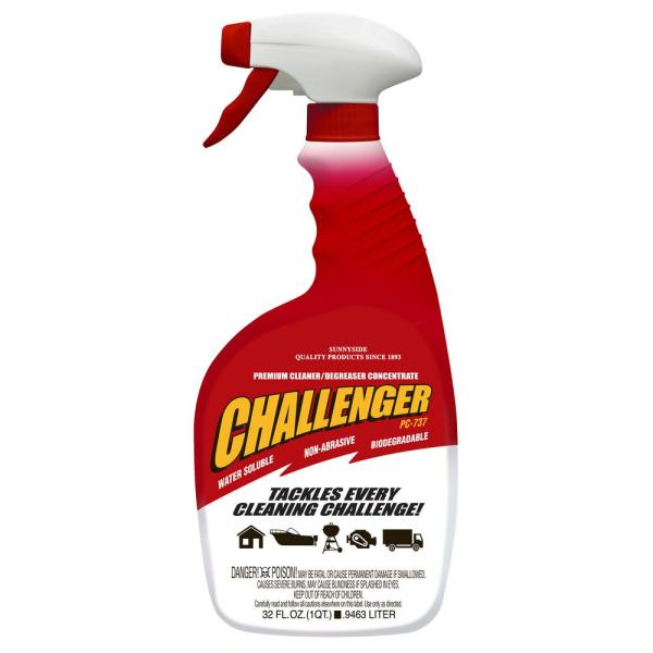 Challenger 32 oz  All Purpose Cleaner and Degreaser 73732Z   The     All Purpose Cleaner and Degreaser