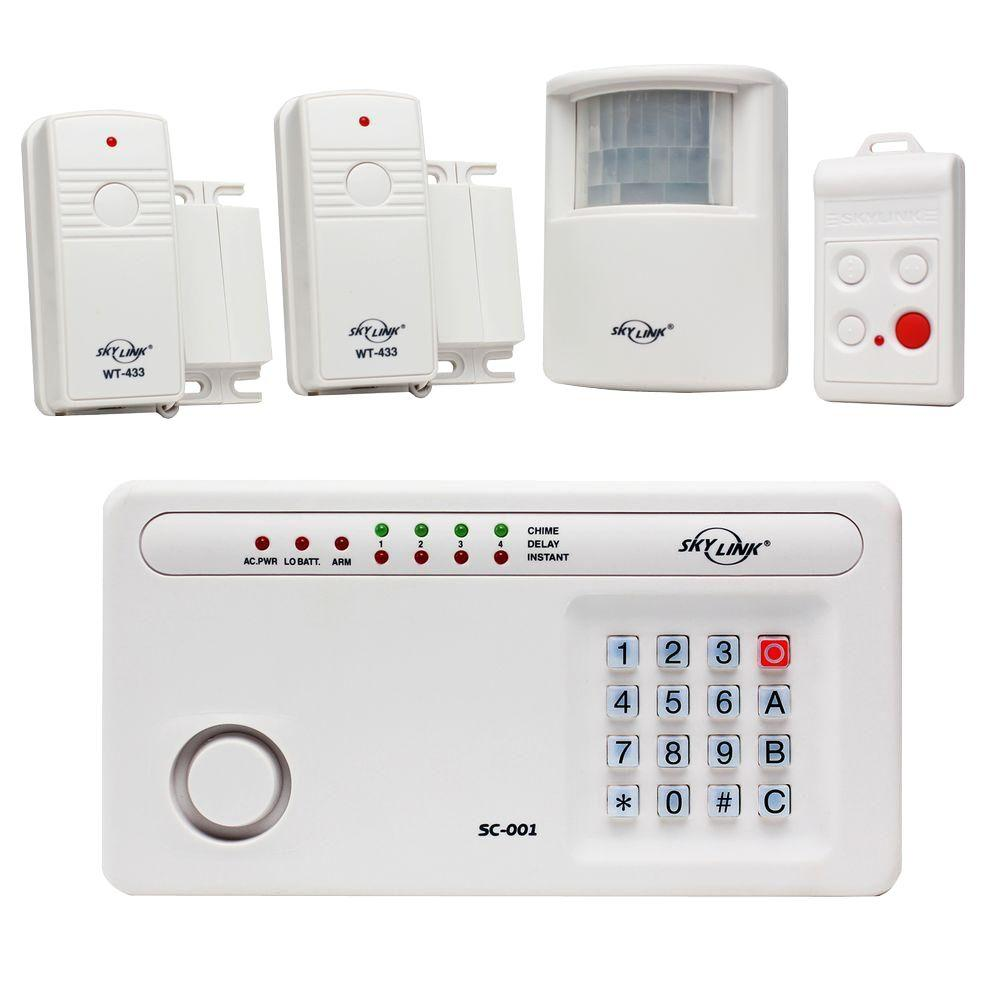 Home Cellular Security System Reviews