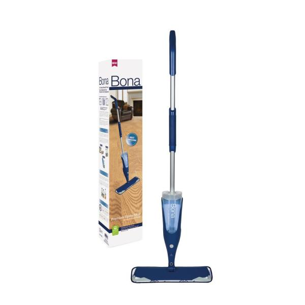 Bona Premium Spray Mop For Hardwood Floors WM710013497   The Home Depot Bona Premium Spray Mop For Hardwood Floors