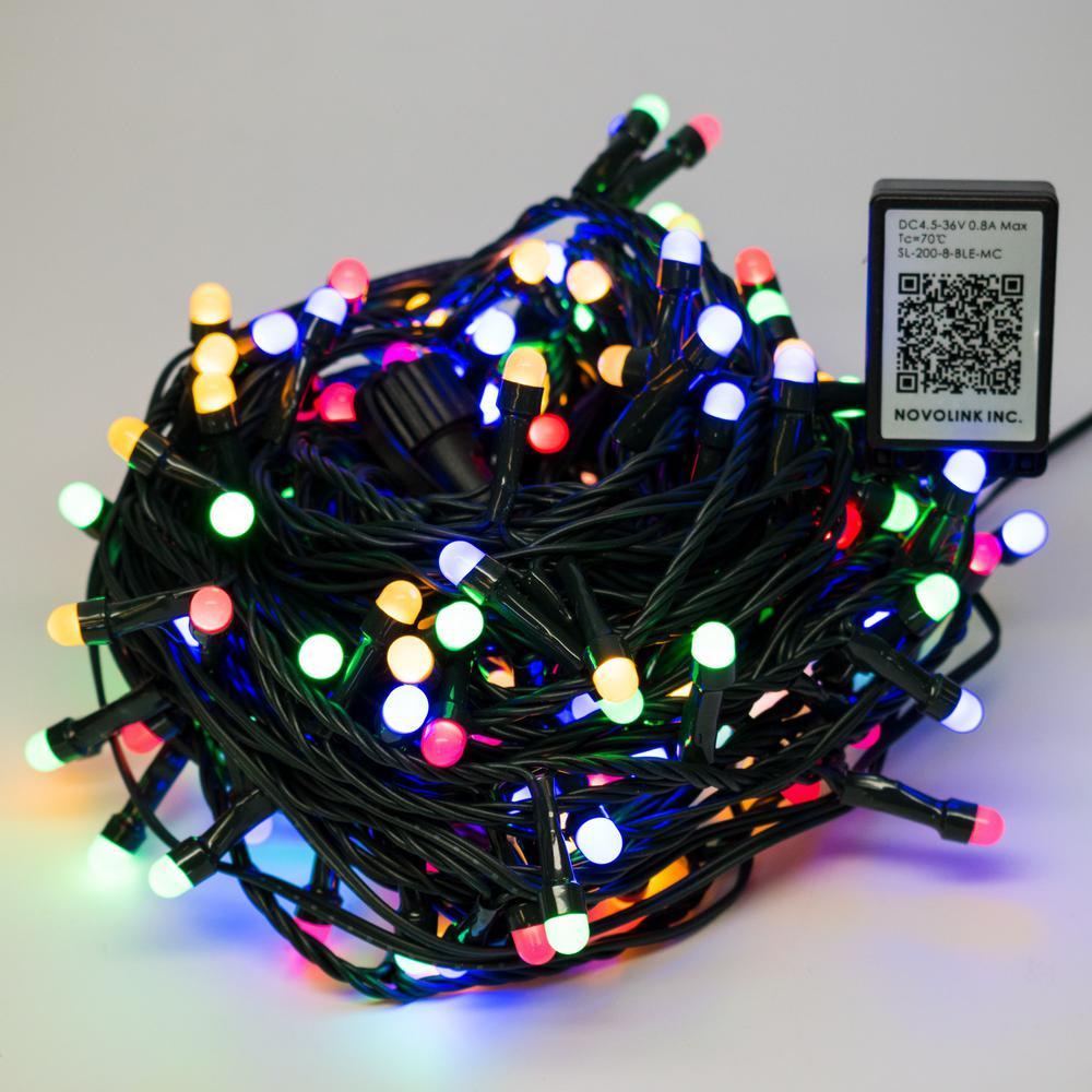 Home Accents 200 Led Mini Lights