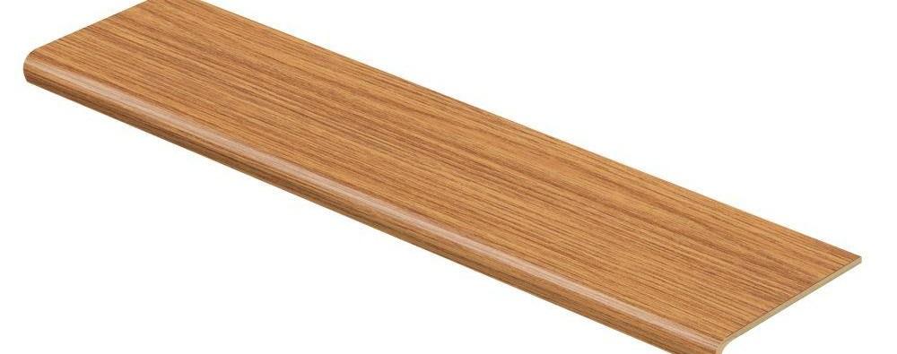 Cap A Tread Glenwood Oak 47 In Length X 12 1 8 In Deep X | Oak Stair Treads At Home Depot