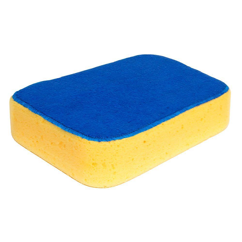 Qep 7 1 2 In X 5 1 2 In X 2 In Microfiber Sponge 70010q