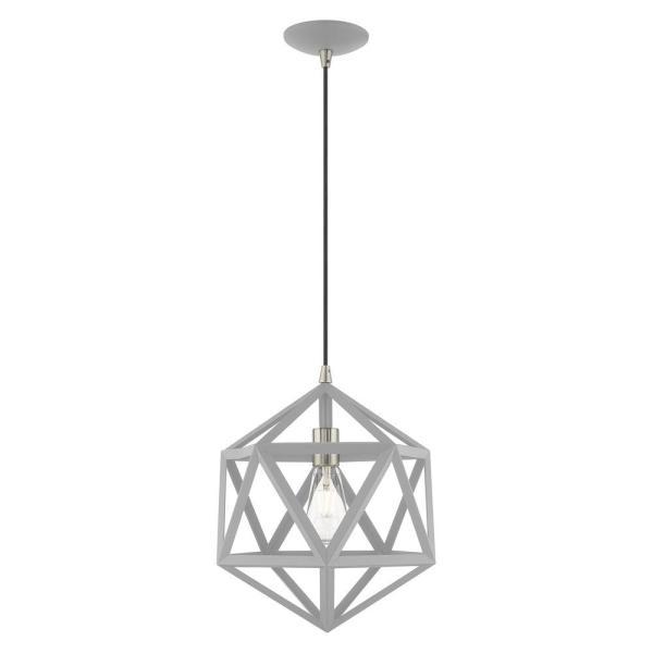 geometric mini pendant light # 15