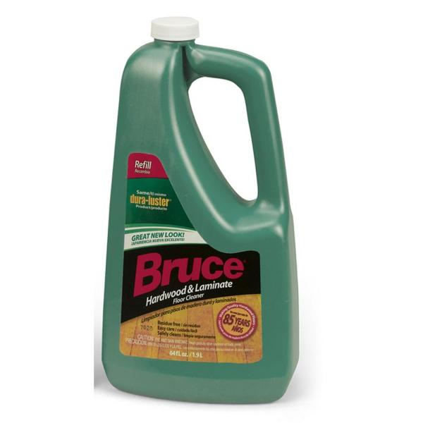 Bruce 64 fl  oz  Hardwood and Laminate Floor Cleaner Refill WS109RT     Hardwood and Laminate Floor Cleaner Refill