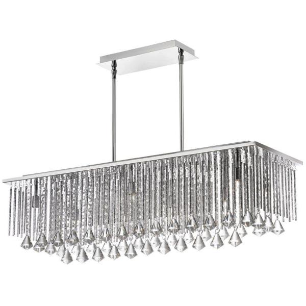 crystal pendant lighting for kitchen # 77