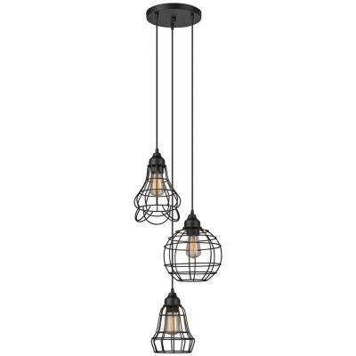 industrial cluster pendant lighting # 10