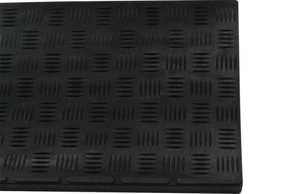 Envelor Black 30 In X 10 In Rubber Outdoor Indoor Non Slip Stair   Outdoor Stair Treads Home Depot   Vinyl Stair Risers   Cedar Tone   Square Nose Stair   Carpet   Non Slip