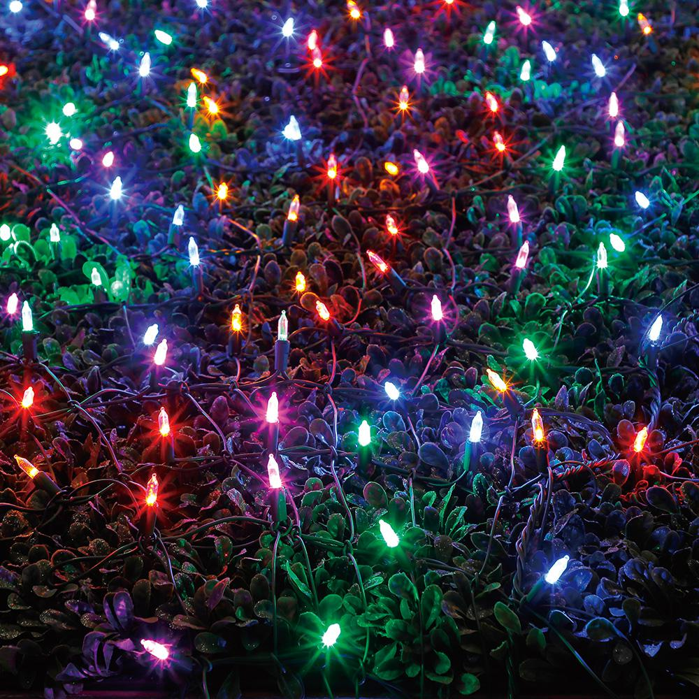 Christmas Lights Multi Color