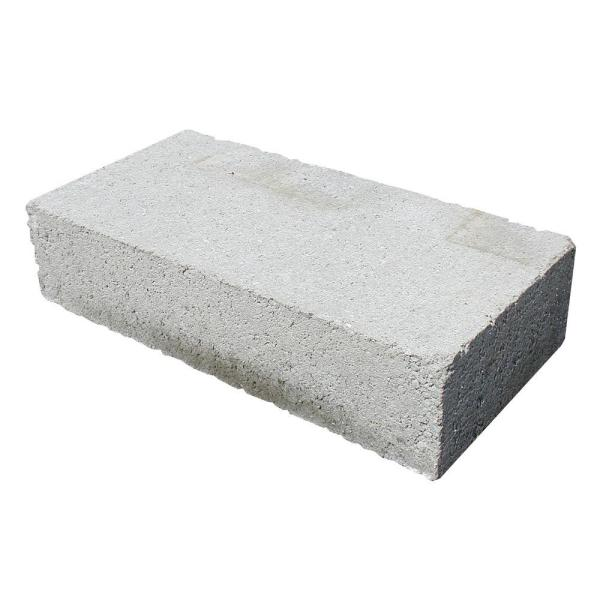 16 in  x 8 in  x 4 in  Concrete Block 30168621   The Home Depot Concrete Block 30168621   The Home Depot