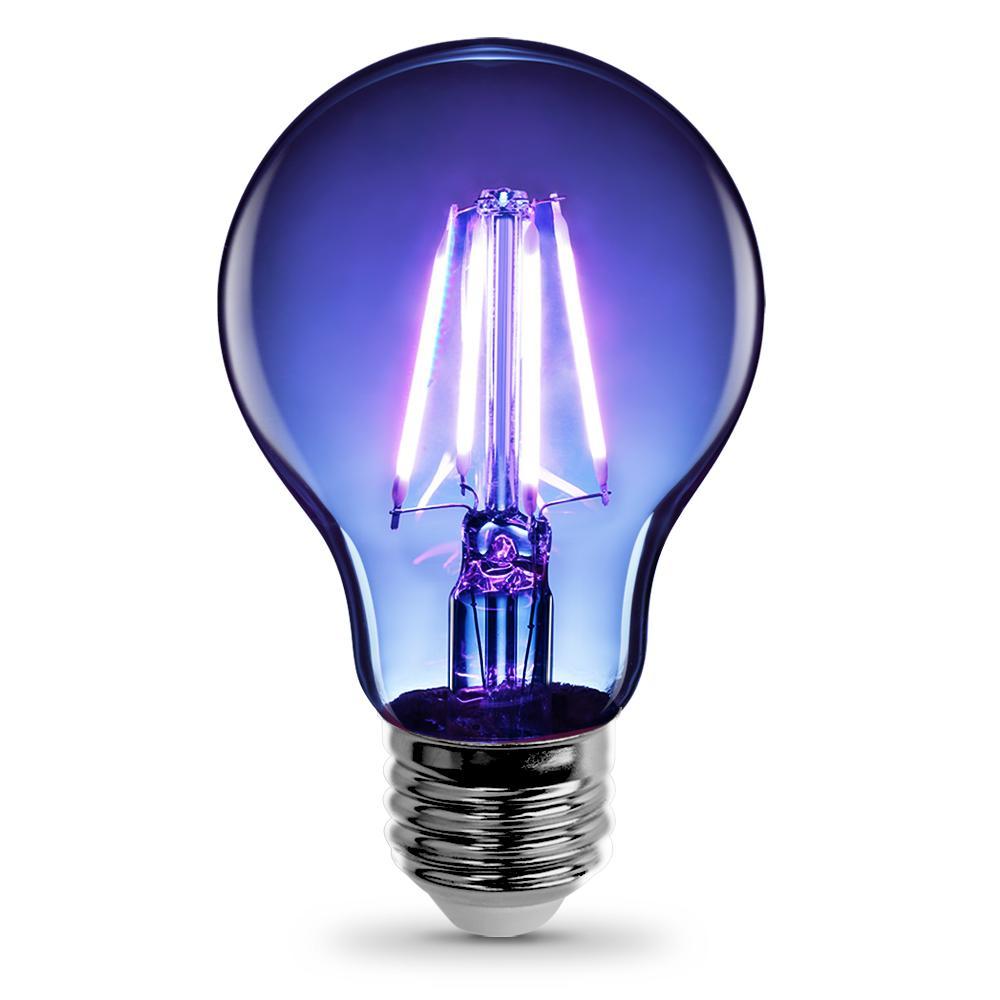 Blue Light Bulbs Home Depot