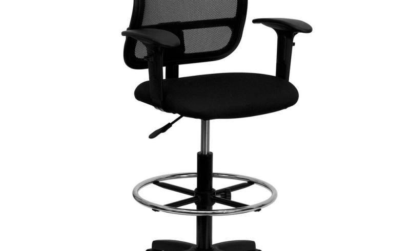 Peachy Drafting Chairs With Arms And Back Beauty Within Clinic Pdpeps Interior Chair Design Pdpepsorg