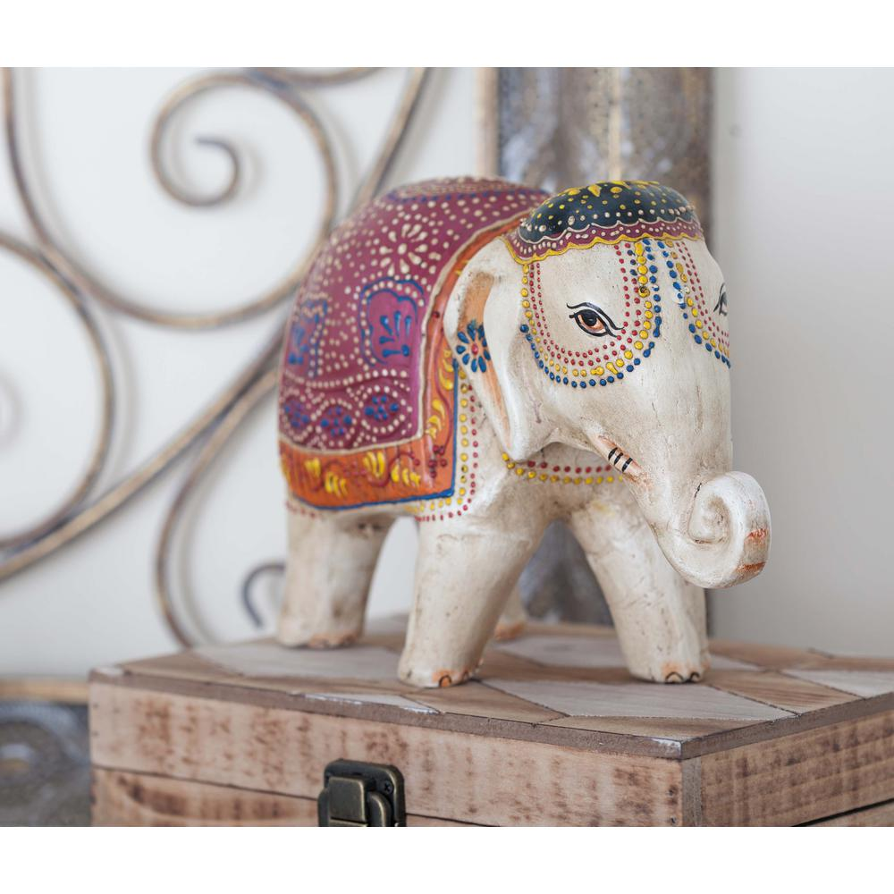 Home Accents Elephant Blanket