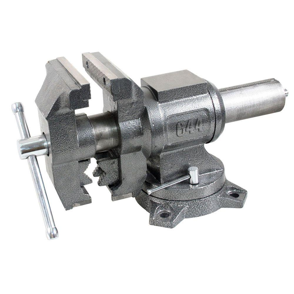 Olympia 5 In Open End Multi Purpose Vise 38 644 The