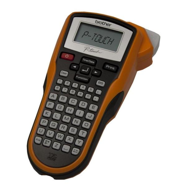Brother P Touch Label Maker PT6100   The Home Depot Brother P Touch Label Maker