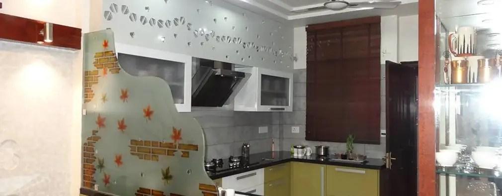 Modern Kitchen Design India