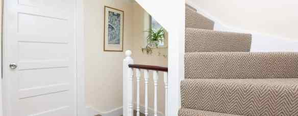 Simply the best stair carpet styles ISLEWORTH LOFT CONVERSION  Stairs by The Market Design   Build