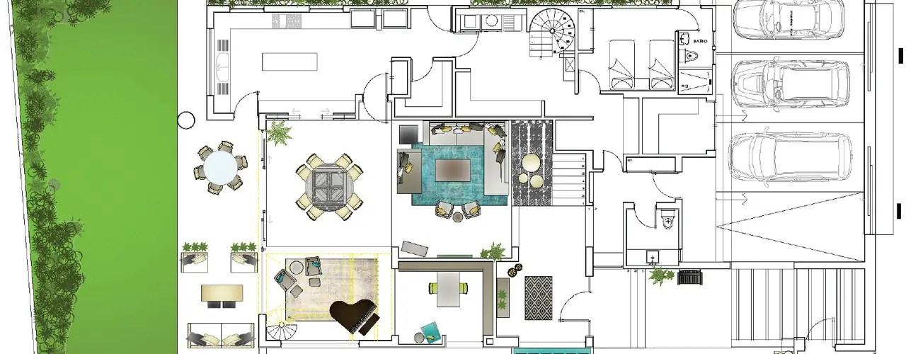 5 Contoh Desain Rumah Modern Dan Hasil Akhirnya