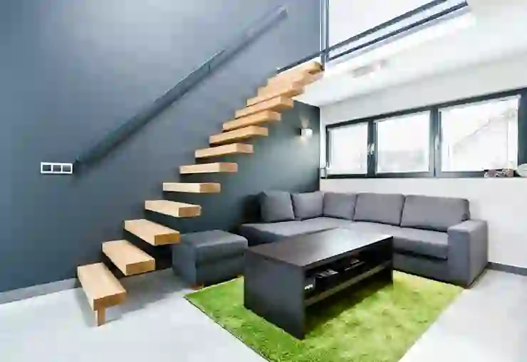 14 Clever Staircase Designs For Your Small Home Homify Homify | Clever Stairs For Small Spaces | Staircase | Upstairs Small Space | Front Window | Small Area | Mini