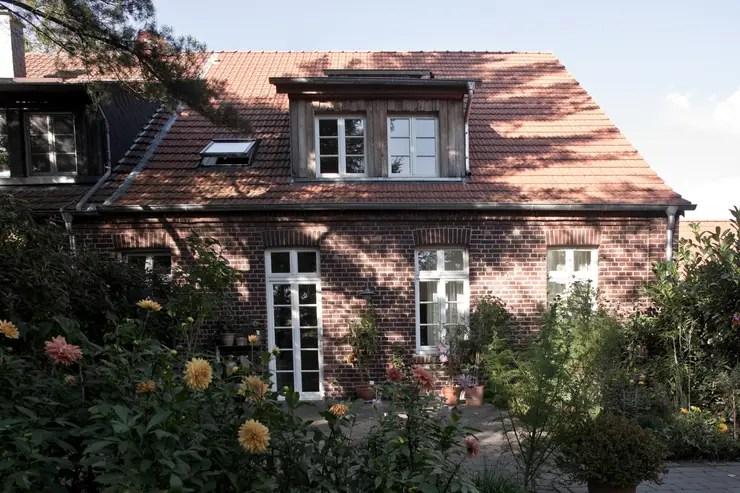 Umbau: Von der Scheune zum Wohnhaus