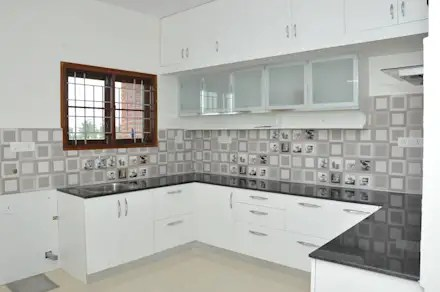 Kitchen design ideas  inspiration   images   homify U  Shaped Kitchen Design Layouts In Bangalore  asian Kitchen by Scale Inch  Pvt