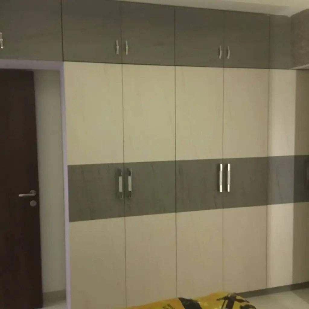 Walldrop Design Modern Style Bedroom By Kumar Interior