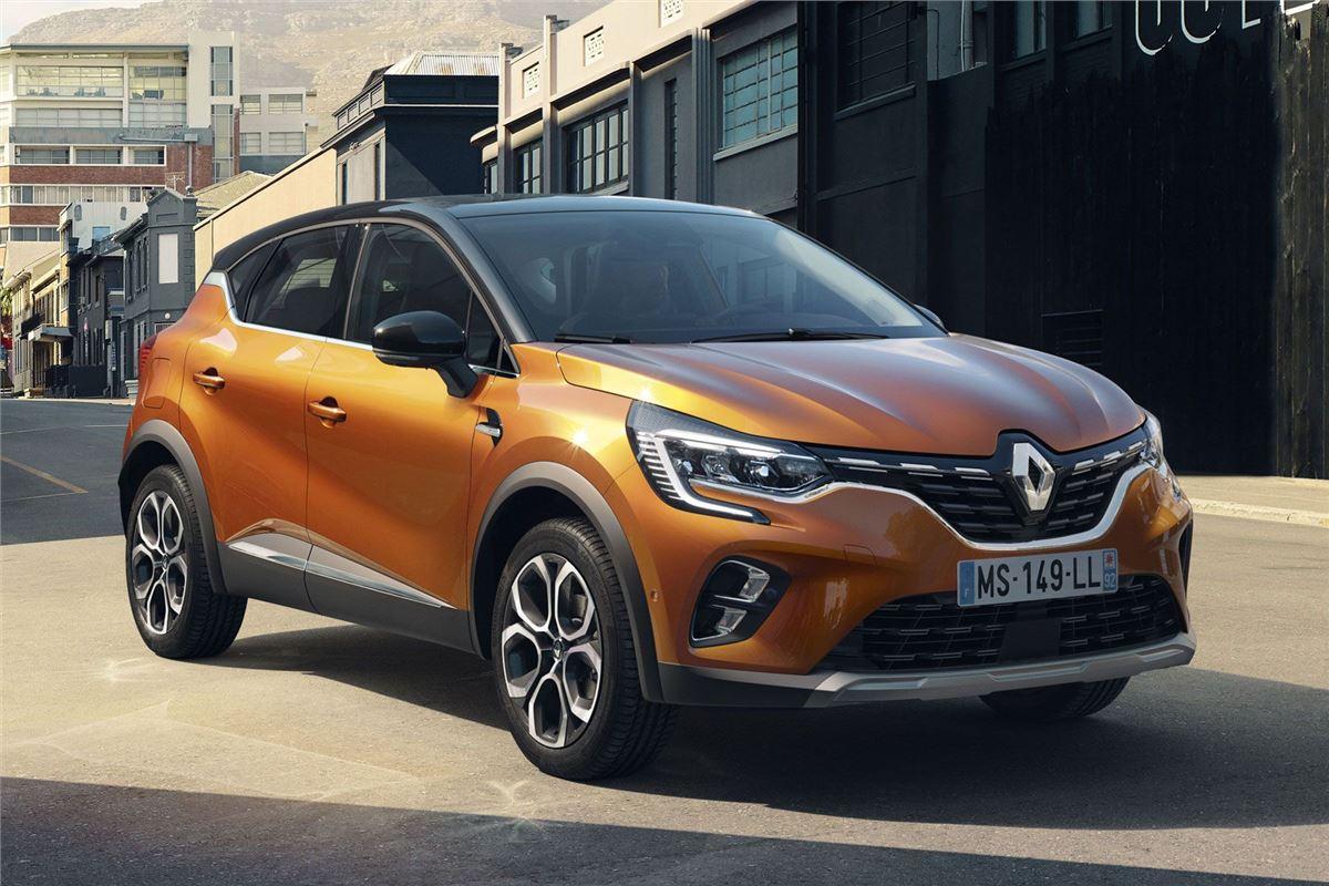 2020 Renault Captur Revealed With Plug In Hybrid Engine