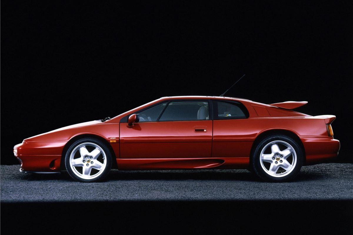 Lotus Esprit Turbo X180 Classic Car Review Honest John