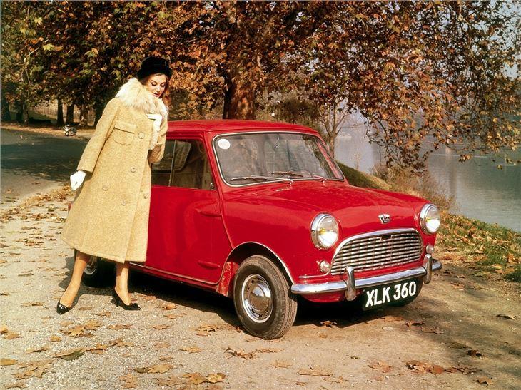 Mini Mk1 Classic Car Review Honest John