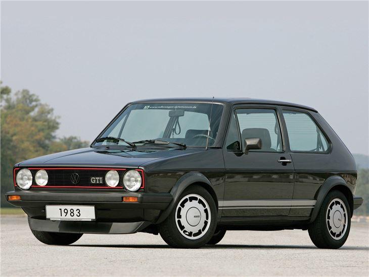 Volkswagen Golf Mk1 Gti Classic Car Review Honest John