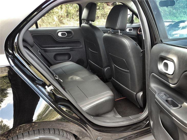 Toyota Rav4 2017 Interior