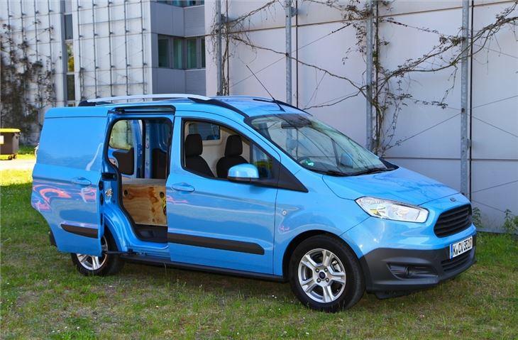 2014 Ford Transit Camper