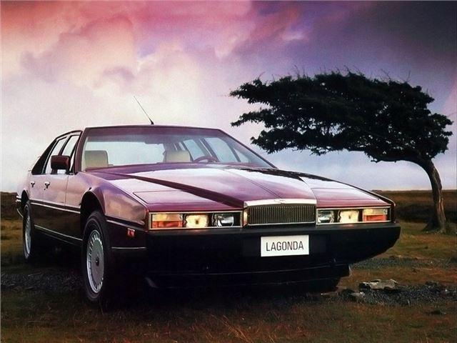 Aston Martin Lagonda Classic Car Review Honest John