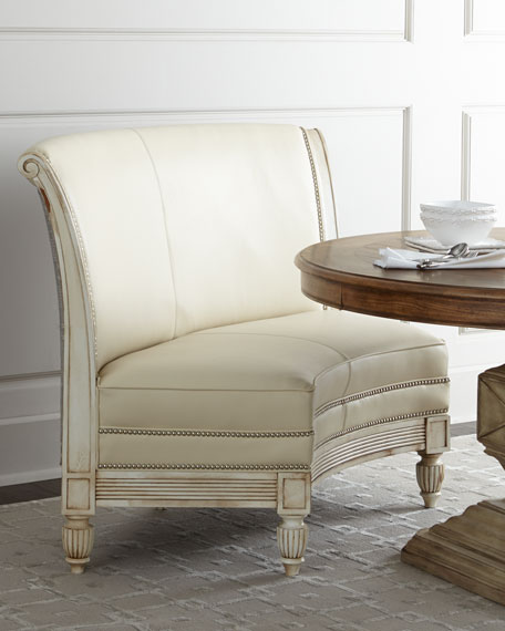 Massoud Bolin Banquette Genevieve Side Chair Amp Donabella