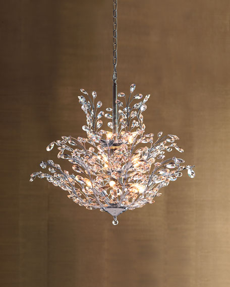 crystal chandelier lighting # 6