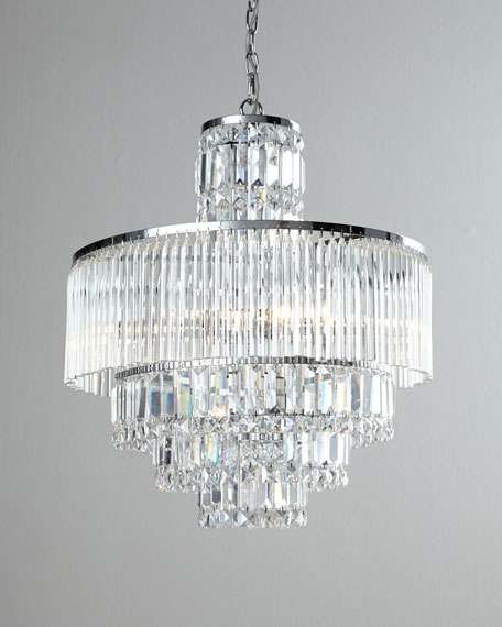 crystal chandelier # 26