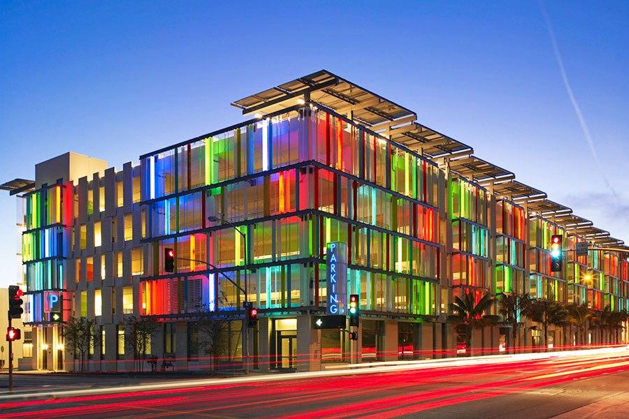 Multi Color Led Landscape Lighting
