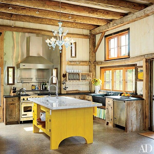11 Charming Farmhouse Kitchens Huffpost