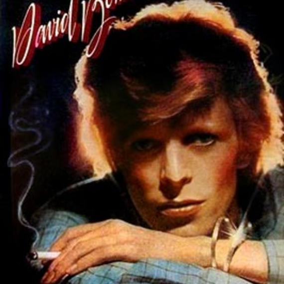Americans David Bowie Young