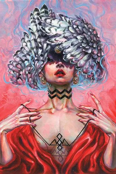 Black Lodge Canvas Wall Art By Tanya Shatseva Icanvas