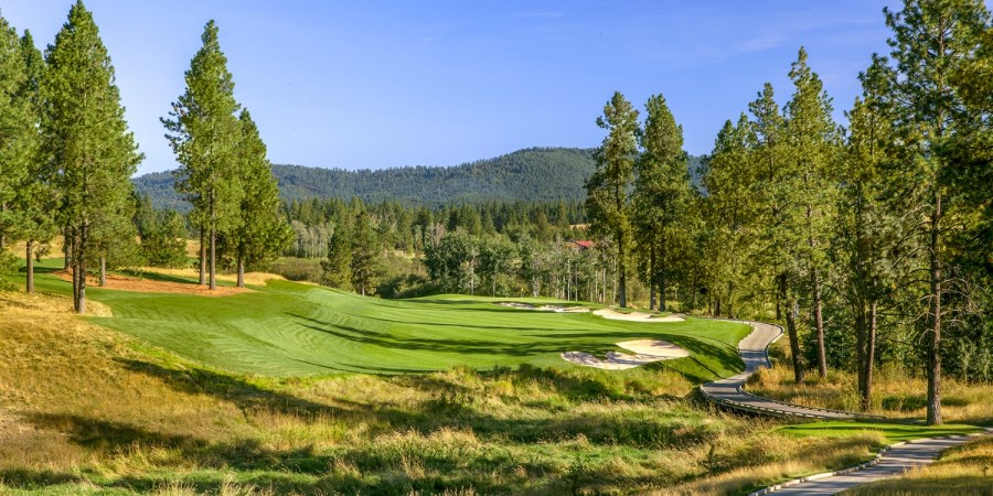Featured Idaho Golf Courses Featured Idaho Golf Course